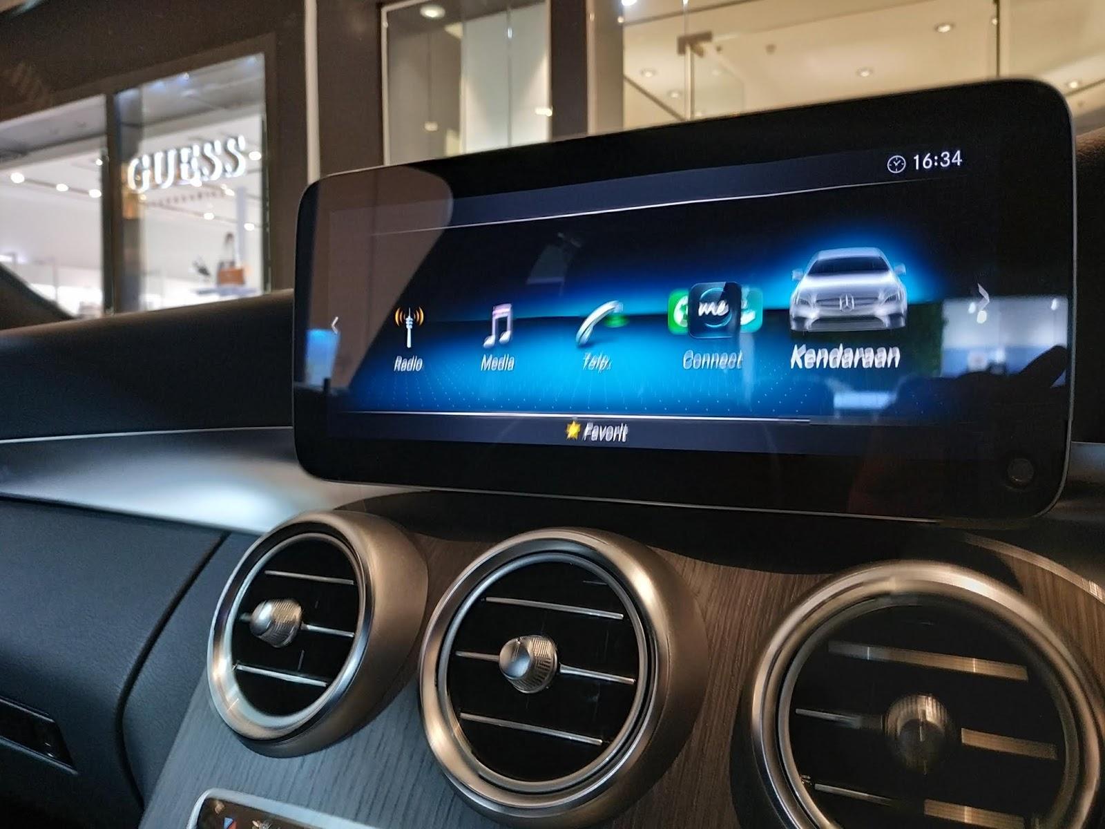 Spesifikasi, Harga, dan Promo Mercedes Benz C300 AMG Line
