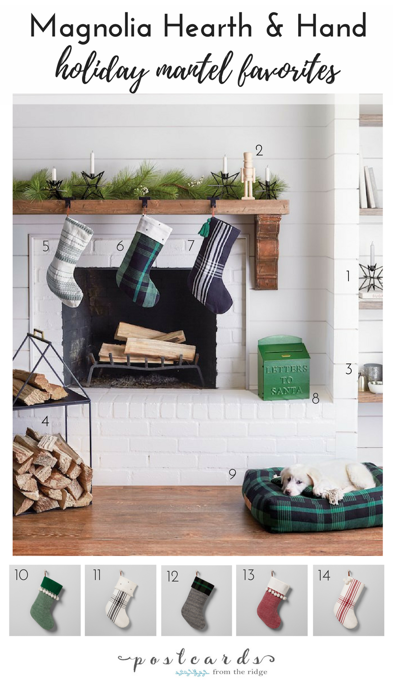 These Christmas decorations from Joanna Gaines' Target collection are perfect!