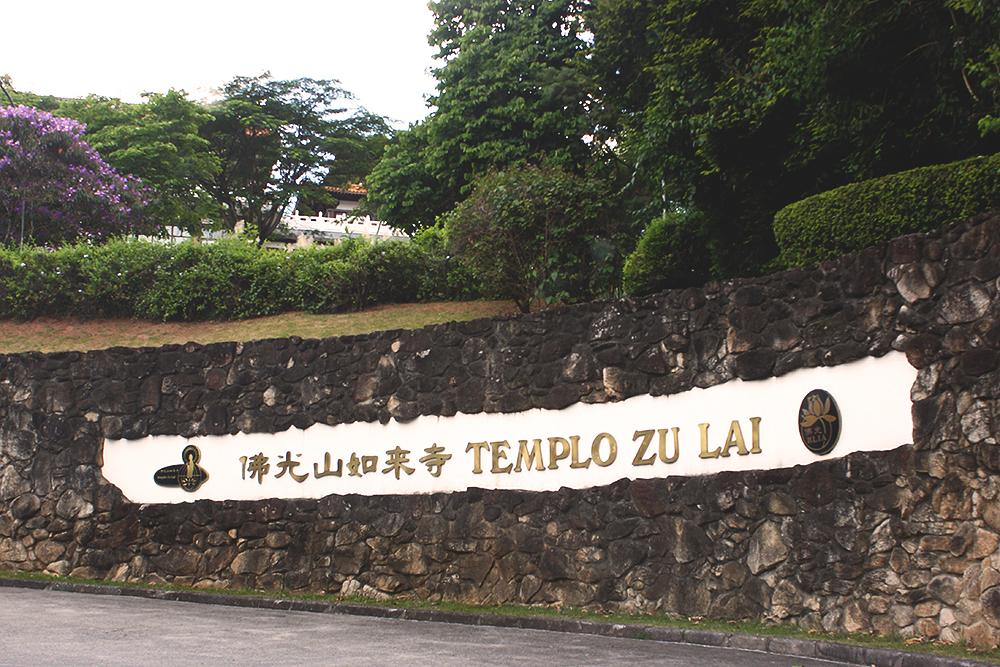 entrada templo zu lai