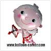 Balon Foil CUPID