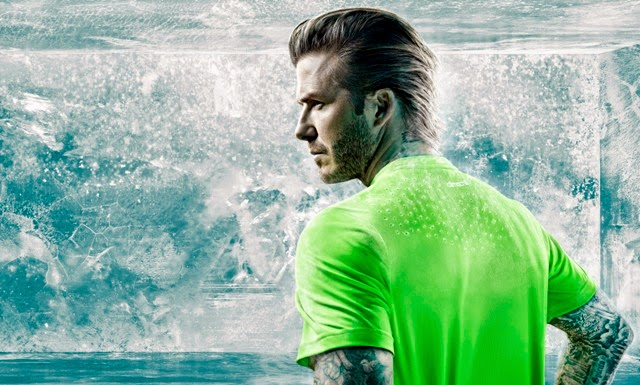 david beckham, adidas climachill ambassador, Adidas Chimachill, adidas sports wear, new adidas climachill, adidas, Lowers Your Temperature, Raises Your Game, sports attire