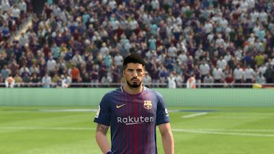 FIFA 18 Amir's Facepack