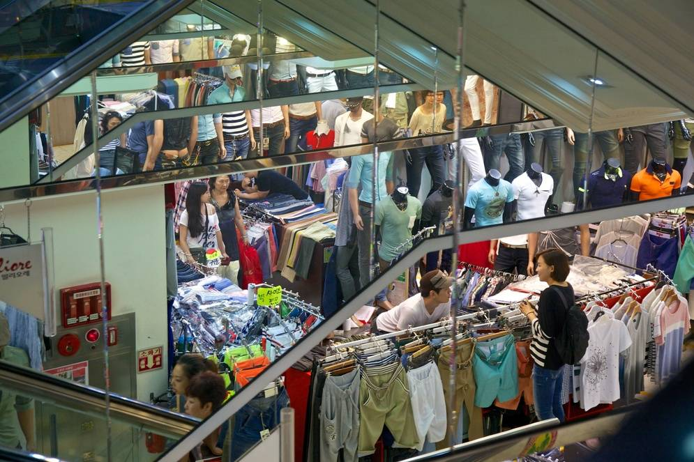 Dongdaemun Market - Why Seoul is a Perfect City to go for a Girl's Trip
