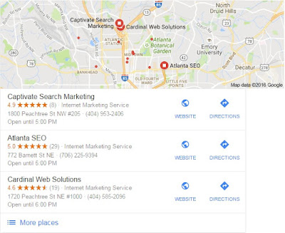 SEO Internet Marketing Atlanta