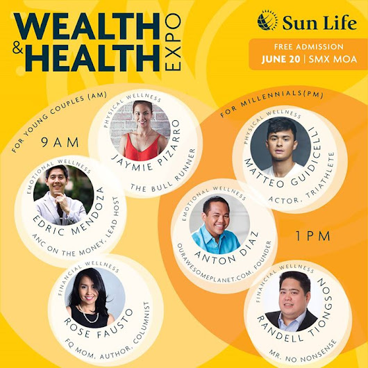 Sun Life Wealth and Health Expo