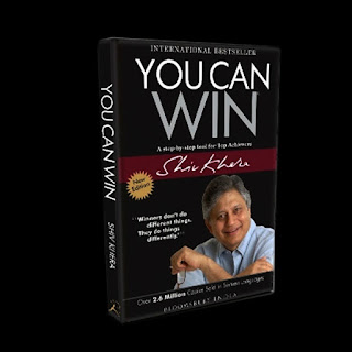 summary of you can win , shiv khera , you can win in english