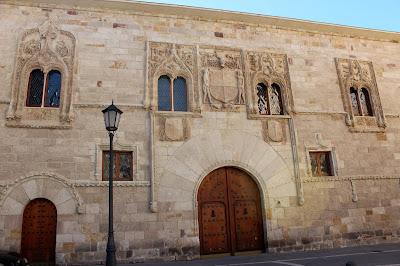 Palacio de los Momos- Zamora