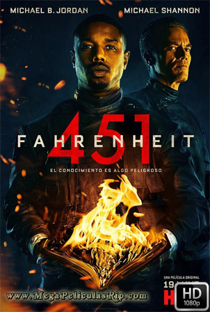 Fahrenheit 451 (2018) [1080p] [Latino-Ingles] [MEGA]