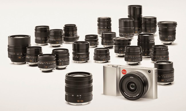 Leica Reveals New Leica T Camera System: A Hand-Crafted Excellence