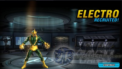 MAA 2 Electro Hero Chapter 1 Mastery Reward