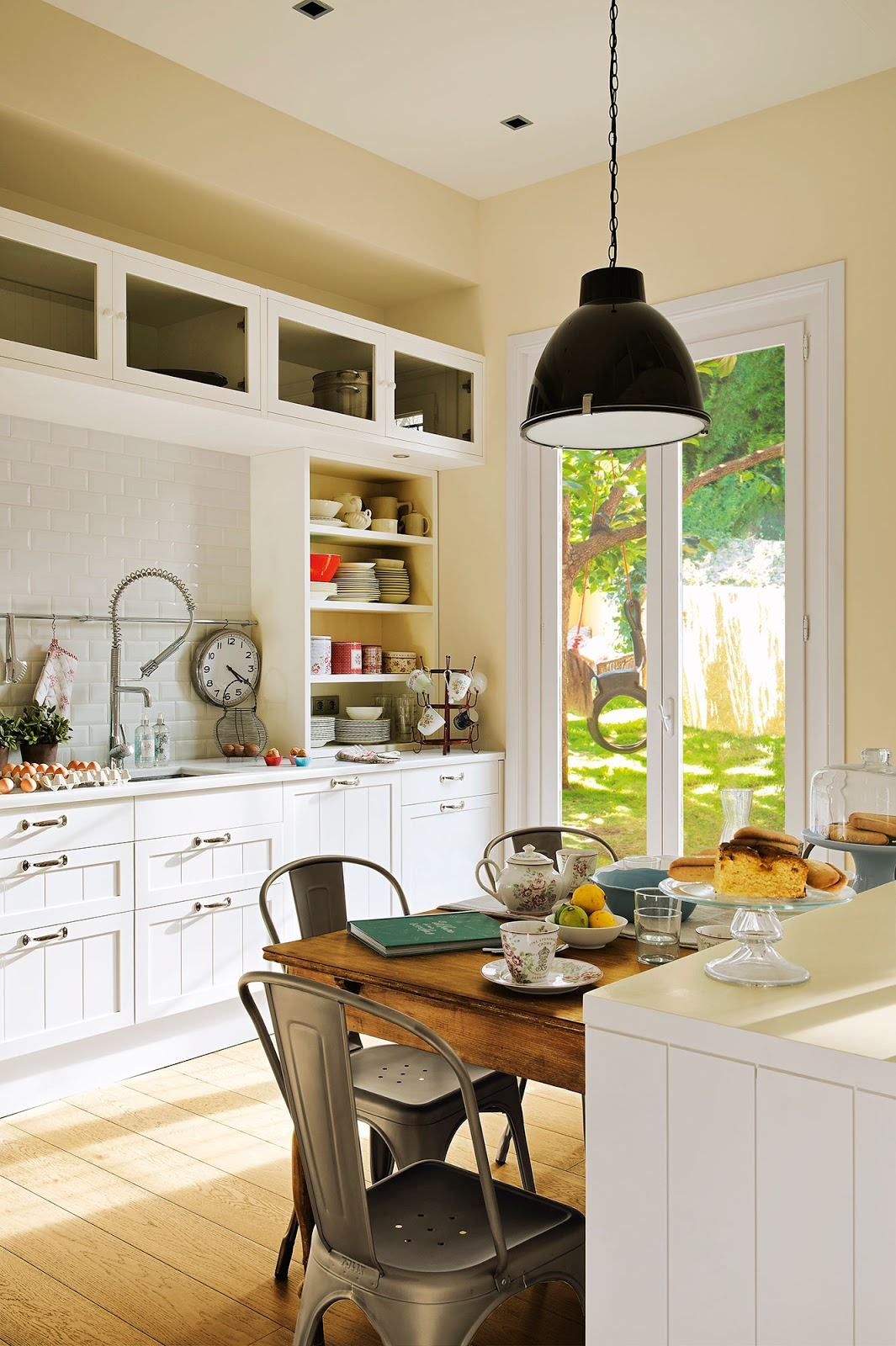 how to renovate a kitchen full circle brush 7 easy ideas in day home chic club