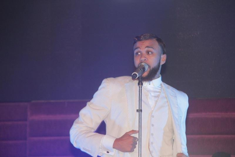 Photos: Jidenna performs at his concert in Lagos