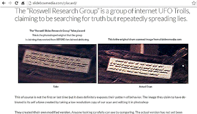 Beason's Accusations of the RSRG Ffaking the Deblurring with Photoshop.