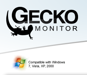Monitoring A PC With Gecko Monitor