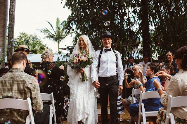 Private wedding venues byron bay to the aisle australia