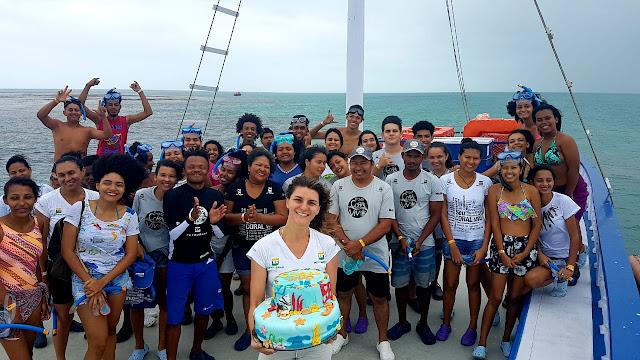 Coral Vivo celebra 15 anos no Recife de Fora