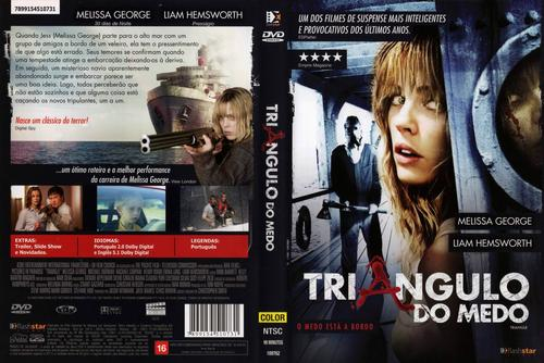 Triângulo do Medo Torrent - BluRay Rip 720p e 1080p Dublado (2009)
