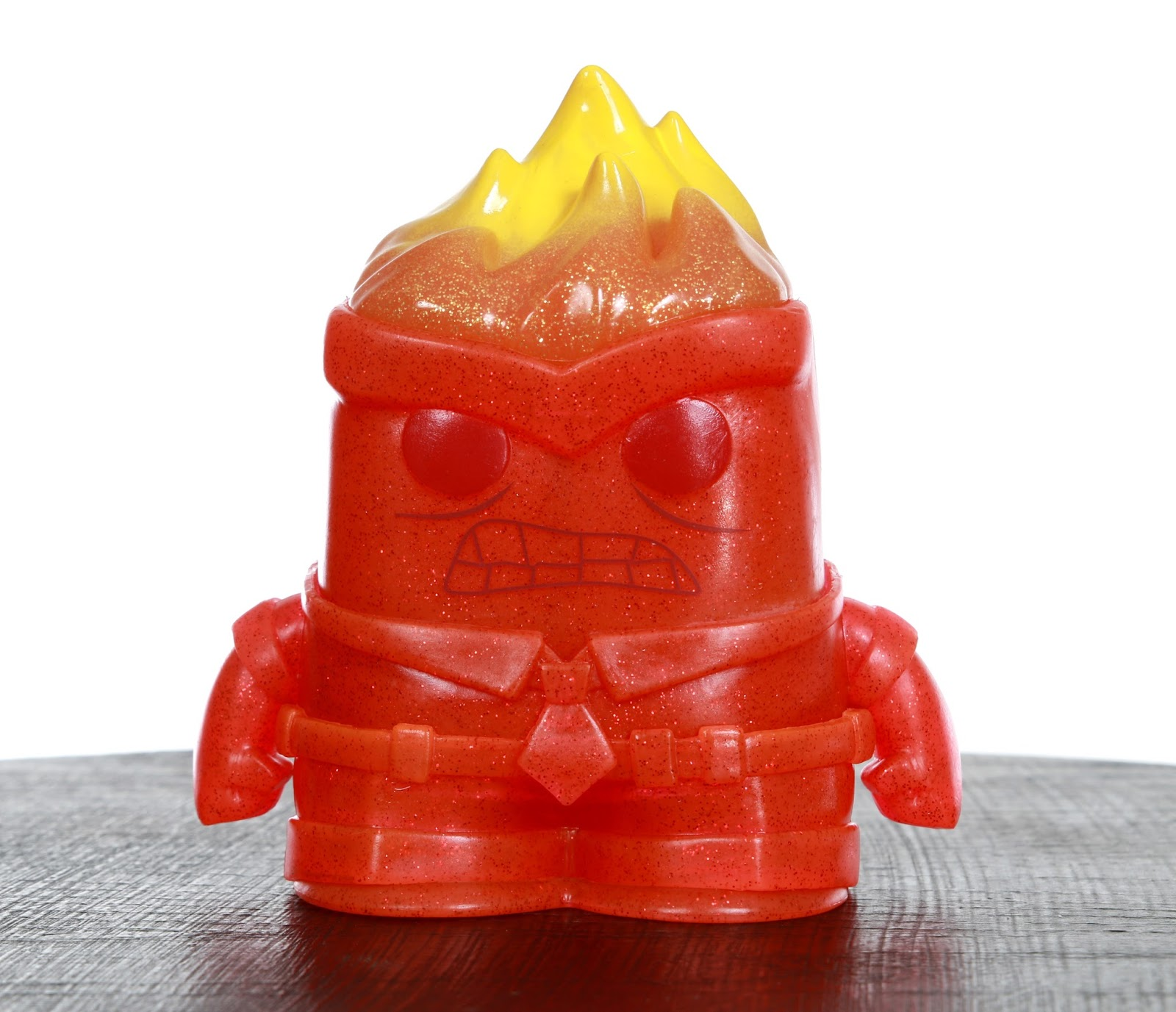 "Inside Out Crystal Anger Funko ""POP!"" Entertainment Earth Exclusive"