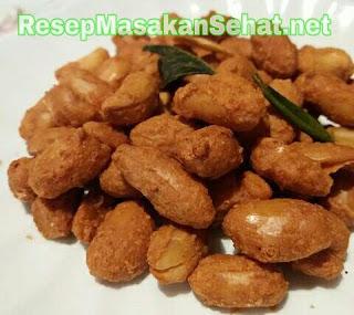 Resep kacang thailand tanpa oven