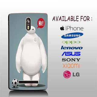 Casing Hp Baymax 0031
