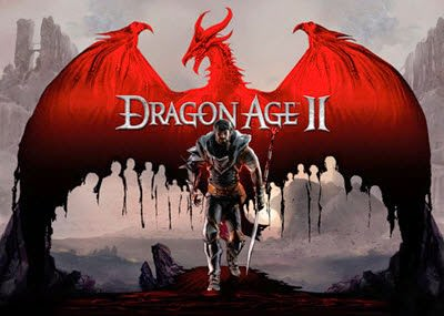 Poster of Dragon Age 2 Game