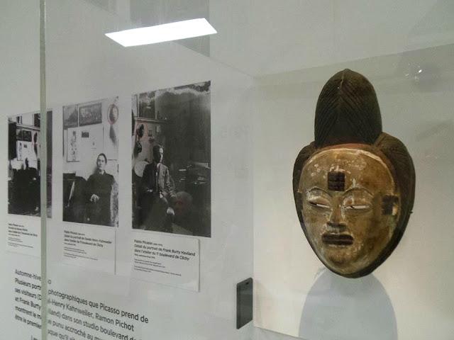 Exposition Picasso Primitif Musée du Quai Branly Jacques Chirac Paris