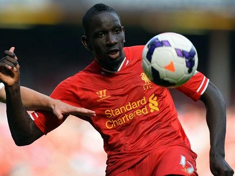 Sakho đã có niềm đam mê với trái bóng