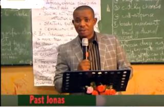 Pastor Jonas