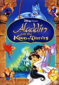 Aladdin and the King of Thieves (1996) Hindi - Telugu - English 300mb Download BRRip 480p