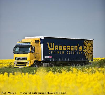 Volvo FH dla firmy Waberer's International Inc.