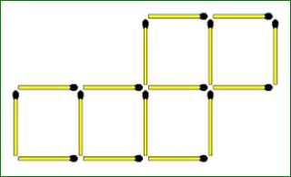Classic Matchstick Puzzle