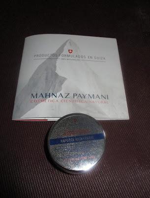 Imagen Natural Rich Cream de Mahnaz Paymani