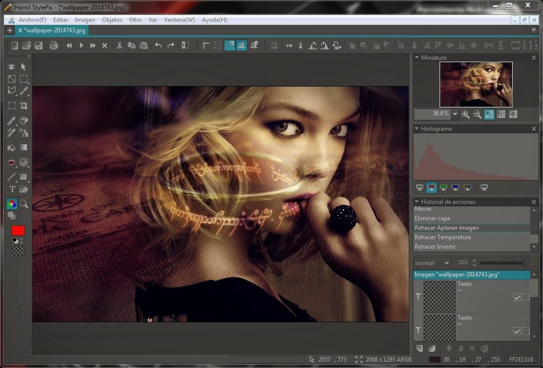 Edita imágenes como un experto