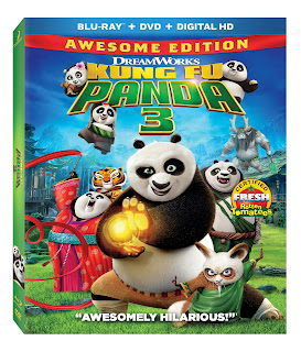 Kung Fu Panda 3 Awesome Edition