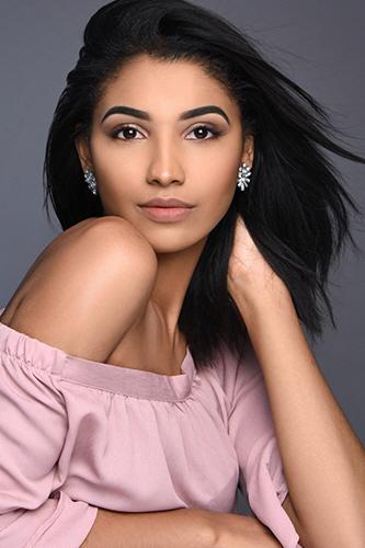 Miss USA 2018 Candidates Contestants Delegates Rhode Island Daescia DeMoranville