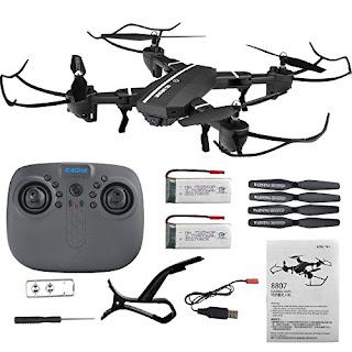 Spesifikasi RC Drone 8807W - OmahDrones