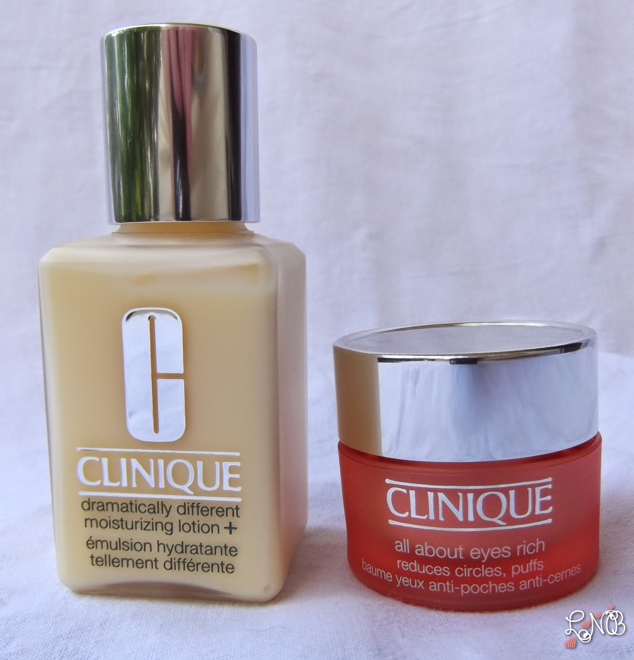 CLINIQUE  All About Eyes Rich - Dramatically Different Moisturizing Lotion+