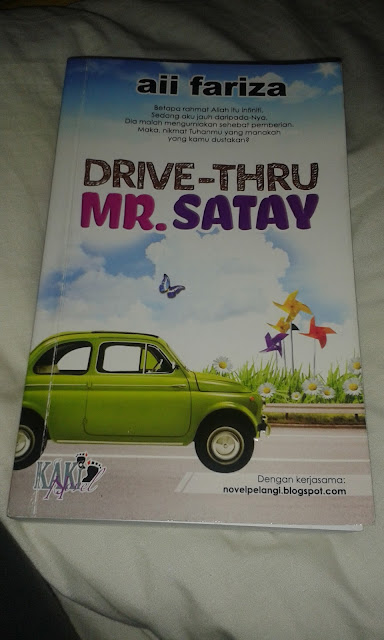 novel, Drive Thru Mr. Satay