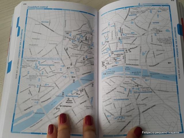 guia de viagens da Alemanha da Lonely Planet