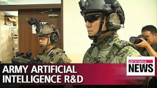 AI Militer Korsel