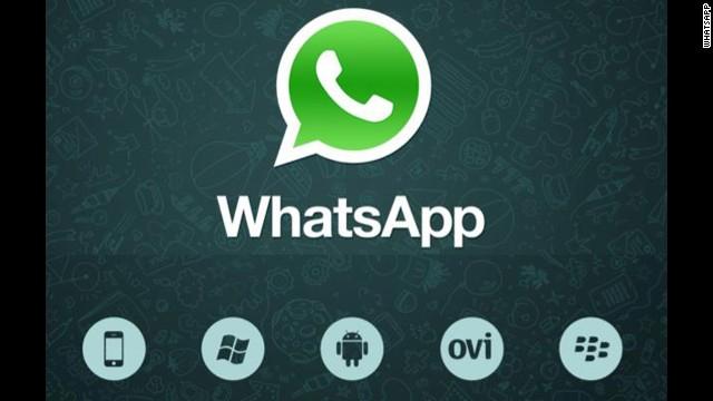 Hitos de WhatsApp