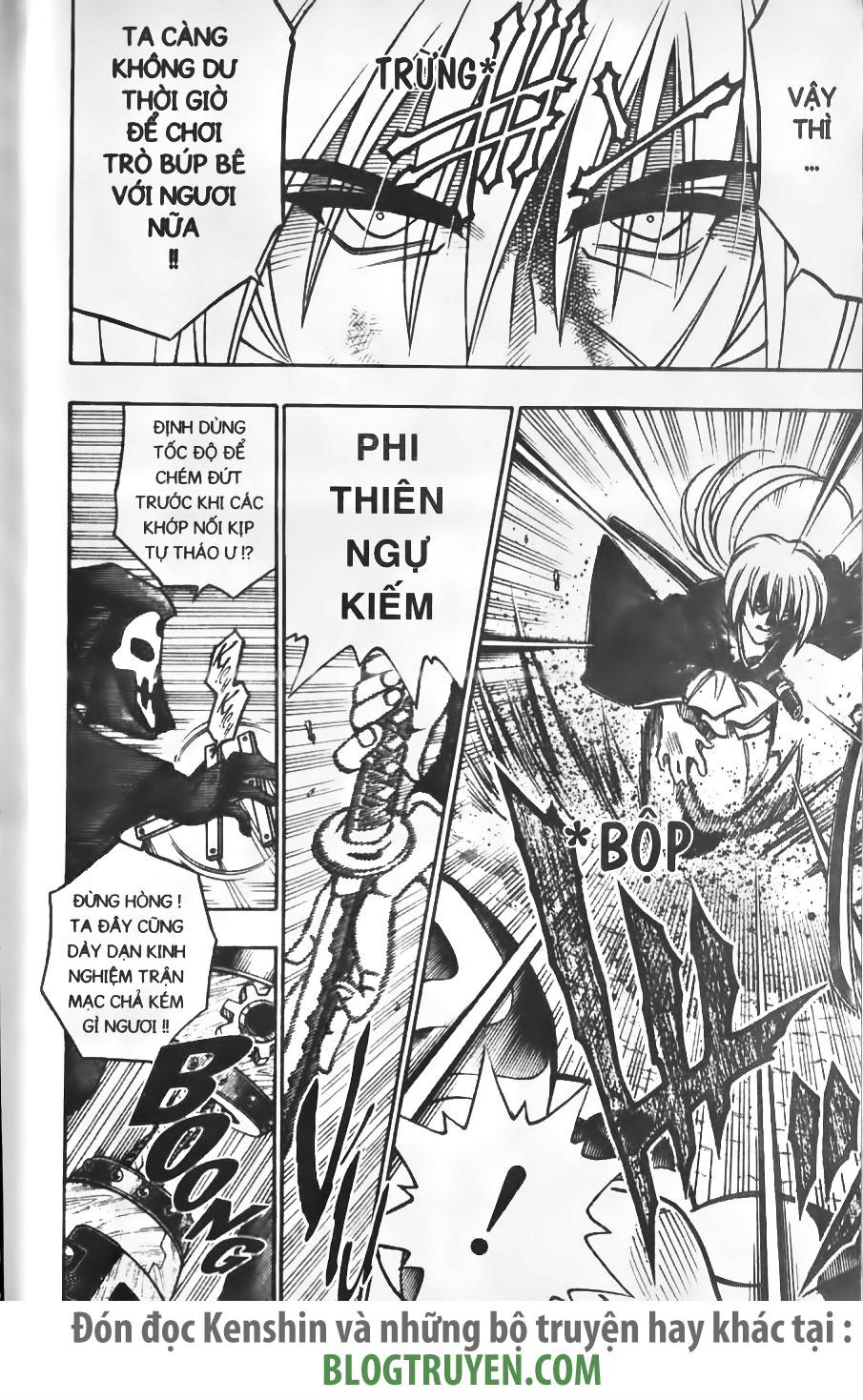 Rurouni Kenshin chap 188 trang 18