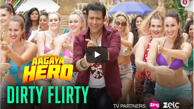 Dirty Flirty Lyrics | Mika Singh  | Aa Gaya Hero