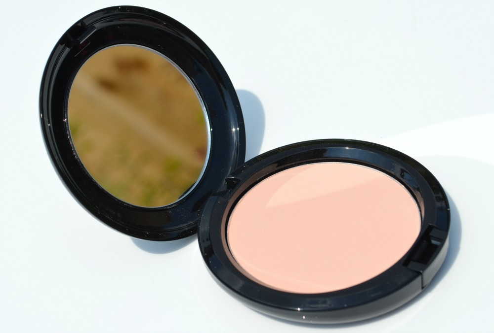 MAC Maleficent True Love's Kiss Lipstick and Natural Beauty Powder Review / Swatches