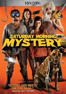 Saturday Morning Mystery – WEBRip AVI e RMVB Legendado