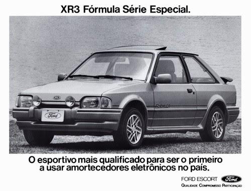 Ford Escort Fórmula