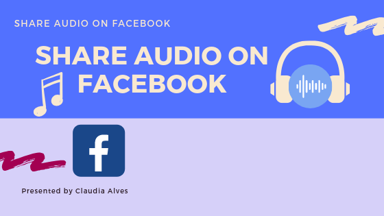 Share Audio On Facebook