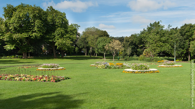 Merrion Square Dublin Irlanda