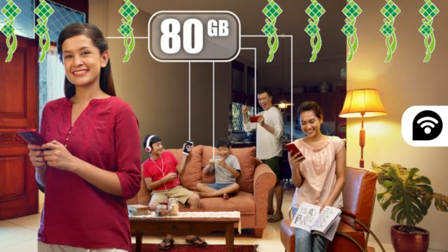 Telkomsel Paket Kuota Keluarga