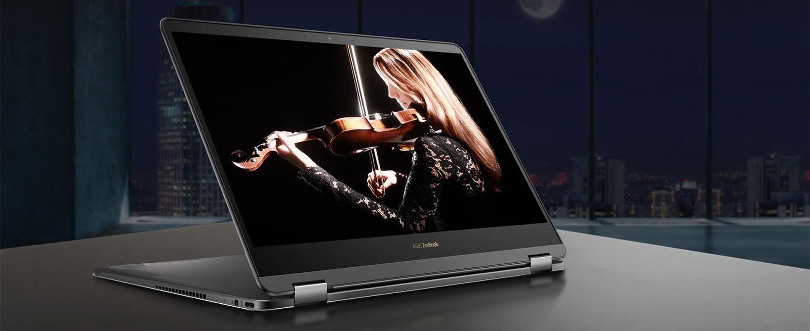 Review Asus ZenBook Flip